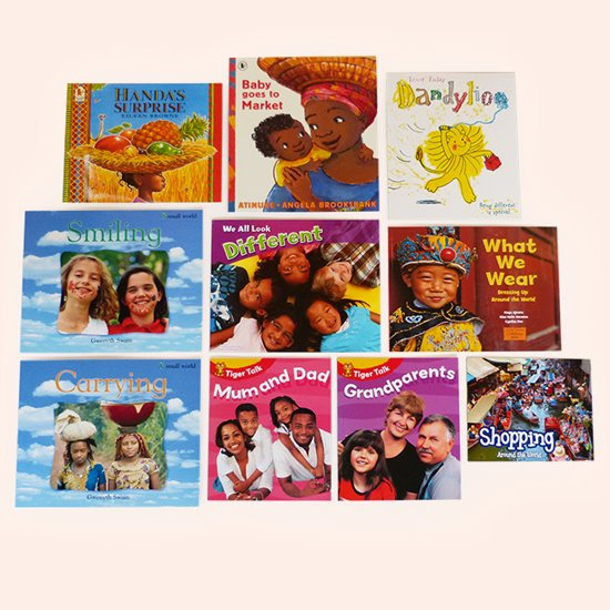 Diversity Book Pack