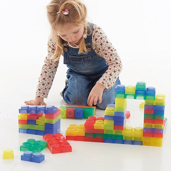 Silibricks - set of 160
