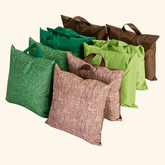 Grab and Go Cushions