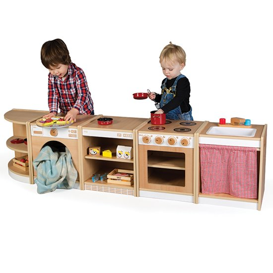 Five Piece Toddler Kitchen