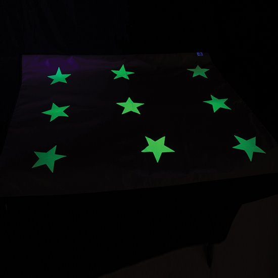 Glo UV Star Mat