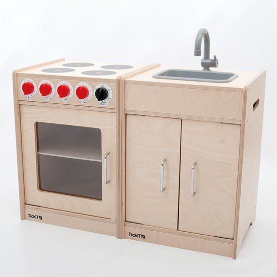 Compact Kitchen - 2 piece set
