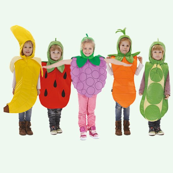 Five-a-day Tabards