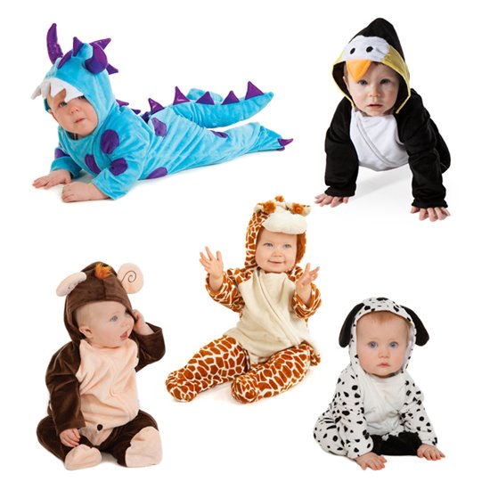 Dress-up Onesies