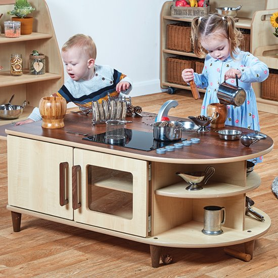 Island Kitchen - Toddler