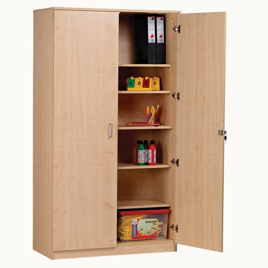 Lockable Cupboard - tall
