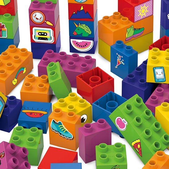 BioBuddi Learn to Build Blocks